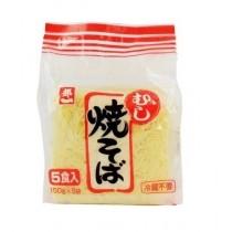 Nouilles Yakisoba sans sauce MIYAKOICHI 750g - mon panier d'asie