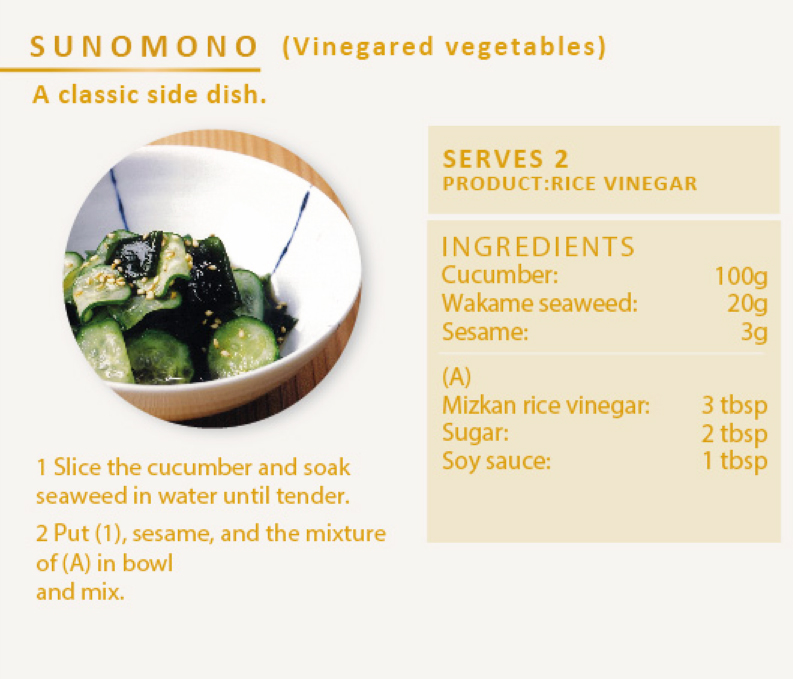 recette pickles japonais