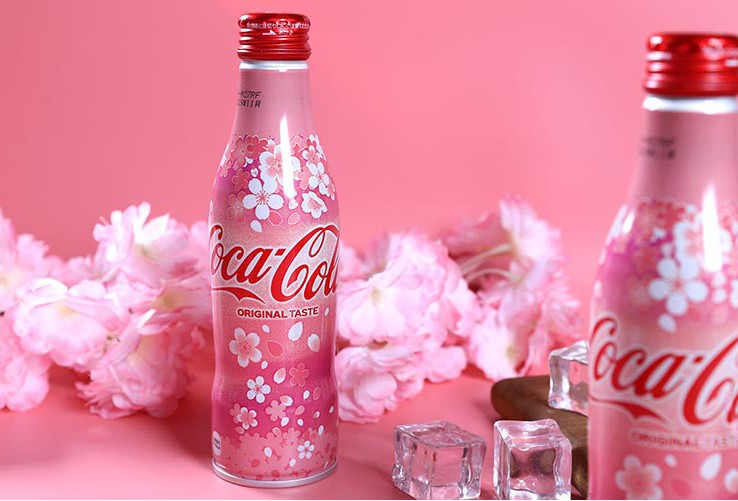 Coca cola Collector SAKURA